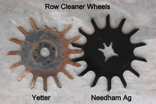 Row Cleaner Wheels